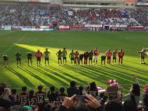 ヴィッセル神戸 vs 横浜Fマリノス