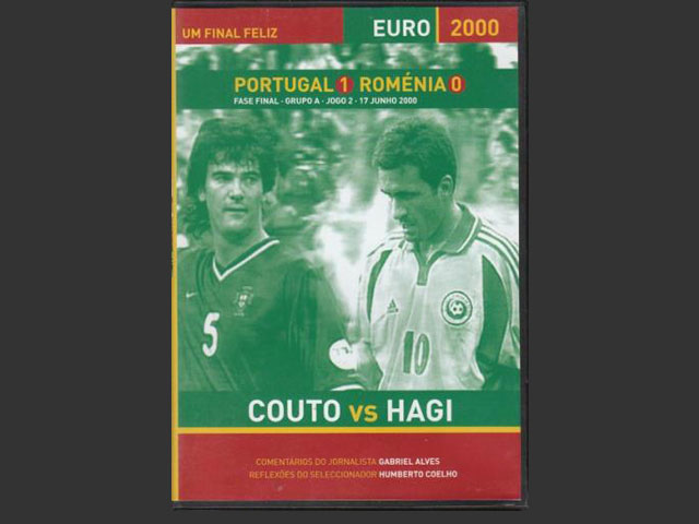 UEFA EUROユーロ2000 DVD ポルト...