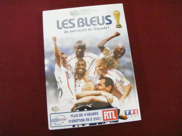 2006フランス代表DVD