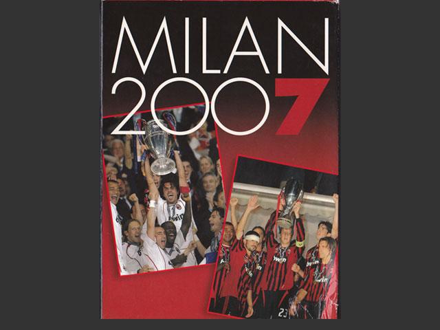 ACミラン 2006-07 UEFAチャンピ...